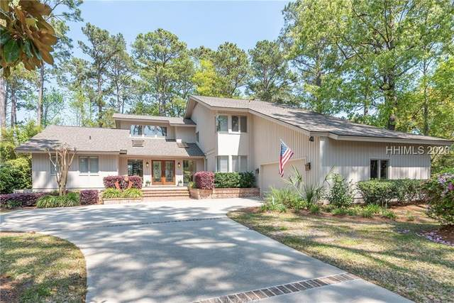 31 Hickory Forest Drive, Hilton Head Island, SC 29926 (MLS #401803) :: The Coastal Living Team