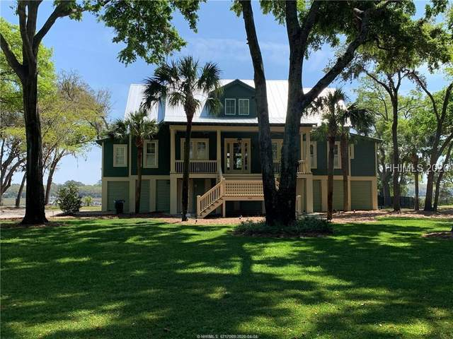 348 Fripp Point Road, Saint Helena Island, SC 29920 (MLS #401818) :: Beth Drake REALTOR®