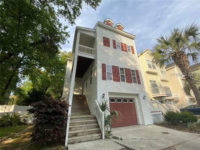 64 Jib Sail Court, Hilton Head Island, SC 29928 (MLS #401849) :: Southern Lifestyle Properties