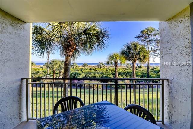 21 S Forest Beach Drive #209, Hilton Head Island, SC 29928 (MLS #401867) :: Schembra Real Estate Group