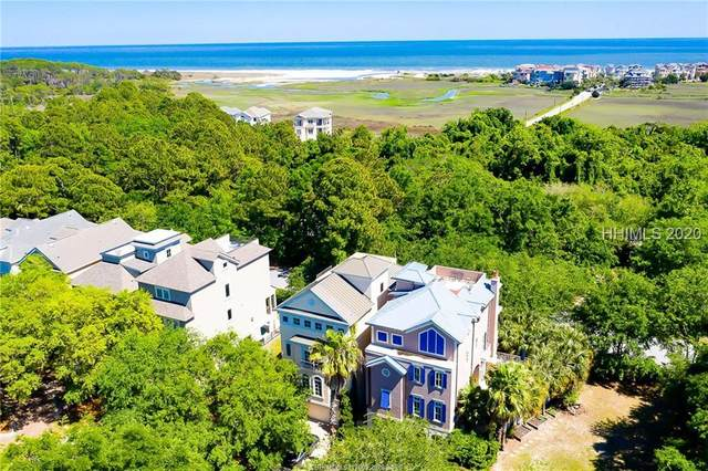 17 Corrine Lane W, Hilton Head Island, SC 29928 (MLS #401870) :: Hilton Head Dot Real Estate