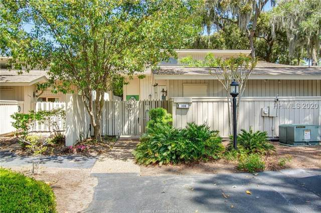 230 Greenwood Drive #338, Hilton Head Island, SC 29928 (MLS #401891) :: Hilton Head Dot Real Estate