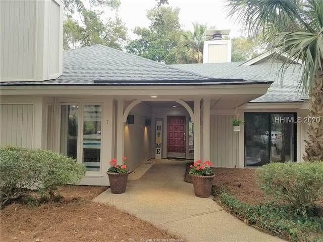 7 Oyster Catcher Road, Hilton Head Island, SC 29928 (MLS #401921) :: Hilton Head Dot Real Estate