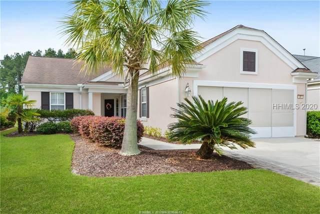 37 Kings Creek Drive, Bluffton, SC 29909 (MLS #402075) :: Judy Flanagan