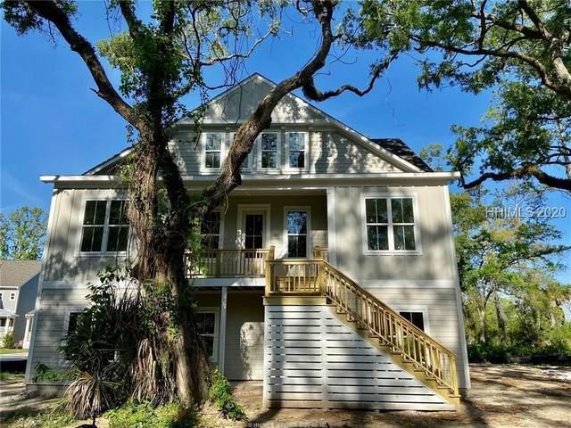 9 Bass Creek Lane, Bluffton, SC 29910 (MLS #402268) :: Judy Flanagan