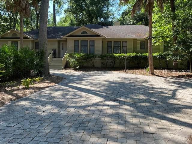 95 Mooring Buoy, Hilton Head Island, SC 29928 (MLS #402427) :: Schembra Real Estate Group