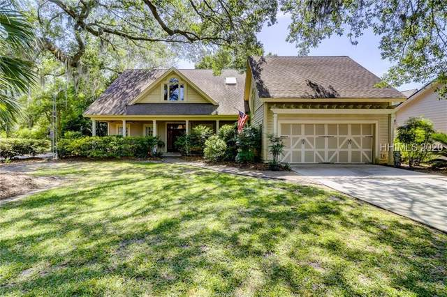 70 Old Fort Drive, Hilton Head Island, SC 29926 (MLS #402434) :: Southern Lifestyle Properties