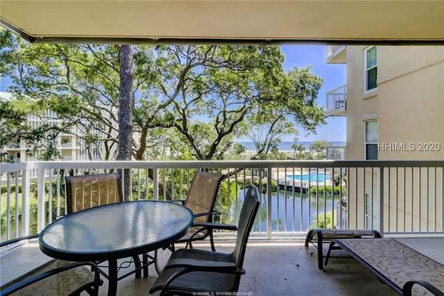 75 Ocean Lane #301, Hilton Head Island, SC 29928 (MLS #402468) :: Judy Flanagan