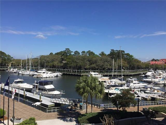9 Harbor Side Lane 7323-D, Hilton Head Island, SC 29928 (MLS #402478) :: The Coastal Living Team