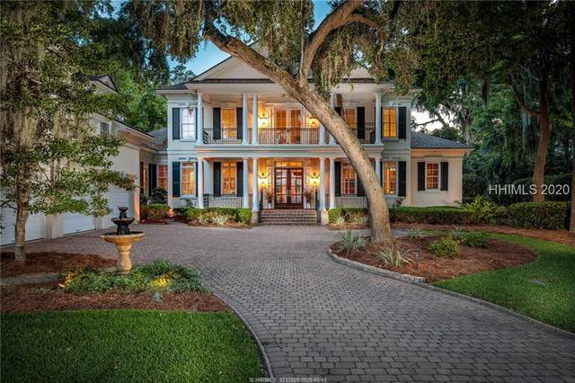 124 Inverness Drive, Bluffton, SC 29910 (MLS #402505) :: The Alliance Group Realty