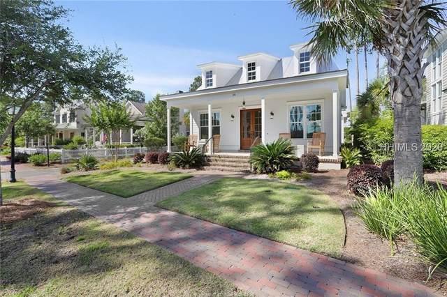 26 Waterfowl Road, Bluffton, SC 29910 (MLS #402510) :: Southern Lifestyle Properties