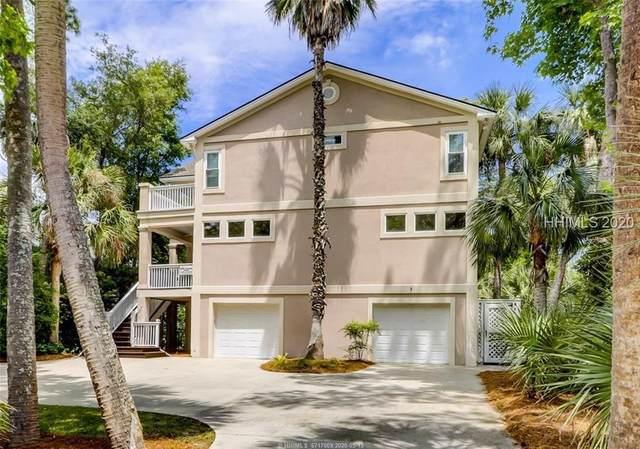 3 Laurel Lane, Hilton Head Island, SC 29928 (MLS #402531) :: Coastal Realty Group