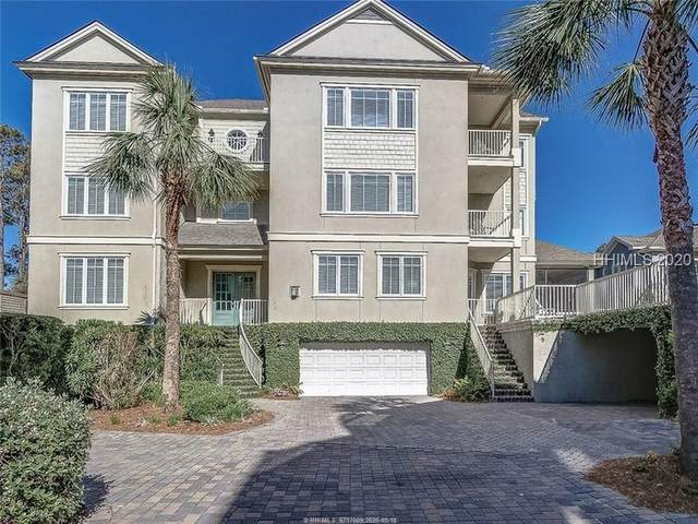 5 Urchin Manor, Hilton Head Island, SC 29928 (MLS #402550) :: Judy Flanagan