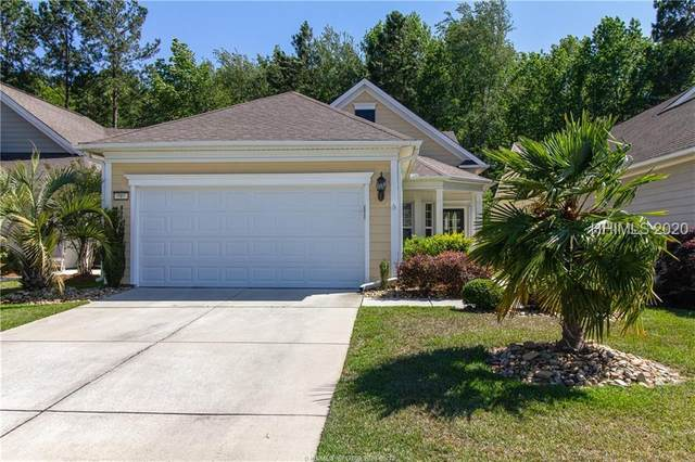 595 Mystic Point Drive, Bluffton, SC 29909 (MLS #402652) :: The Alliance Group Realty
