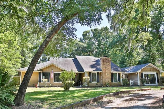 41 James F Byrnes Street, Beaufort, SC 29907 (MLS #402723) :: The Coastal Living Team