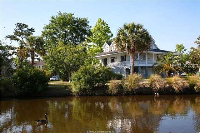109 Patrick Drive, Beaufort, SC 29906 (MLS #402732) :: Schembra Real Estate Group