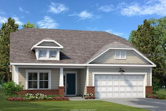 101 Fort Sullivan Drive, Ridgeland, SC 29936 (MLS #402746) :: Judy Flanagan