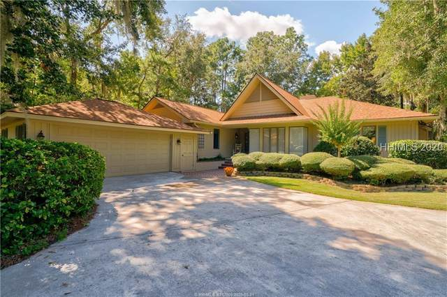 9 Button Bush Lane, Hilton Head Island, SC 29926 (MLS #402753) :: The Coastal Living Team