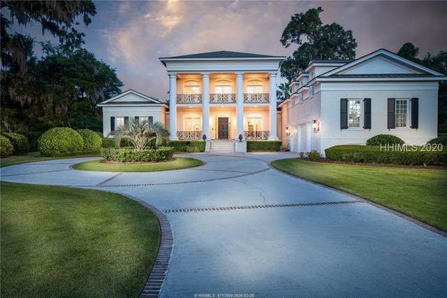11 Turnberry Way, Bluffton, SC 29910 (MLS #402775) :: The Alliance Group Realty