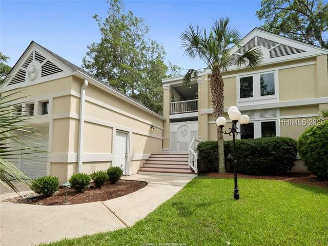 21 Crosstree Drive, Hilton Head Island, SC 29926 (MLS #402796) :: Hilton Head Dot Real Estate