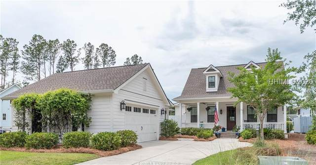 29 Blue Trail Court, Bluffton, SC 29910 (MLS #402820) :: The Alliance Group Realty