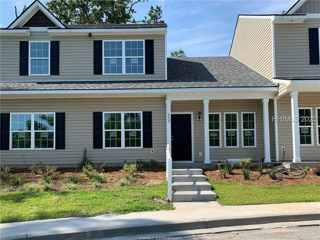 253 Admiration Avenue, Beaufort, SC 29906 (MLS #402866) :: Collins Group Realty