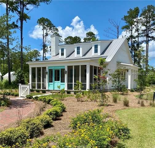 2 Thunderstorm Lane, Bluffton, SC 29910 (MLS #402908) :: Southern Lifestyle Properties