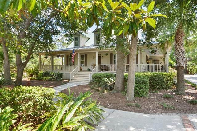 20 Caravelle Lane, Bluffton, SC 29909 (MLS #402926) :: Schembra Real Estate Group