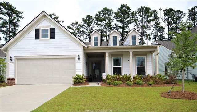 552 Village Green Lane, Bluffton, SC 29909 (MLS #402928) :: Schembra Real Estate Group