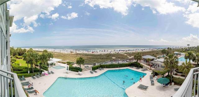 10 N Forest Beach Drive #3301, Hilton Head Island, SC 29928 (MLS #403014) :: RE/MAX Island Realty