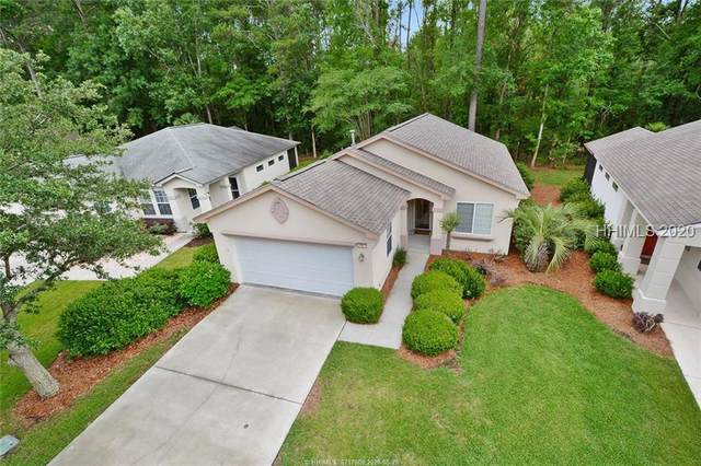 16 Andover Place, Bluffton, SC 29909 (MLS #403031) :: The Coastal Living Team