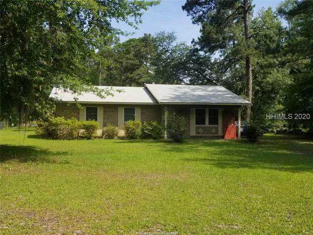 183 Bay Pines Road, Beaufort, SC 29906 (MLS #403033) :: Southern Lifestyle Properties