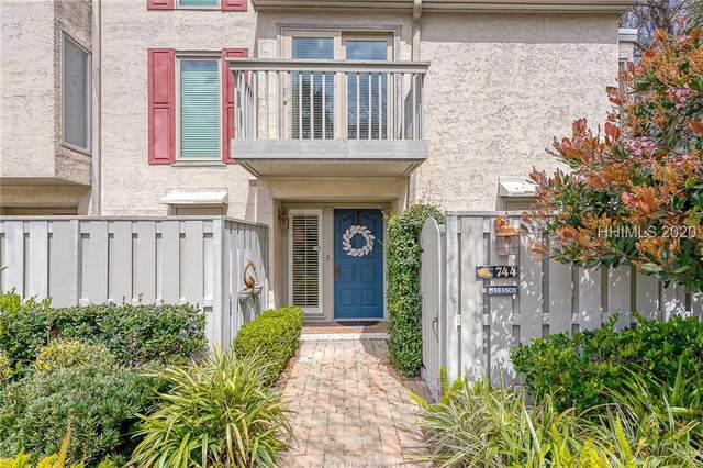 146 Lighthouse Road A-744, Hilton Head Island, SC 29928 (MLS #403037) :: Southern Lifestyle Properties