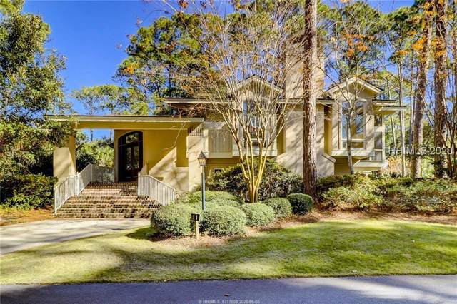 11 Cedar Wax Wing Road, Hilton Head Island, SC 29928 (MLS #403060) :: Southern Lifestyle Properties