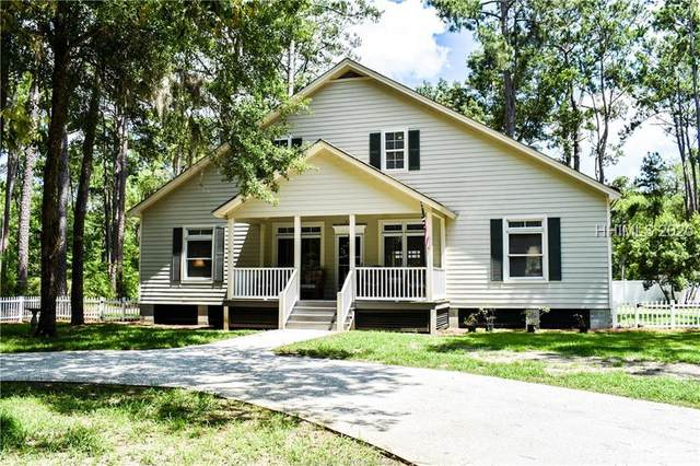 314 School Road, Daufuskie Island, SC 29915 (MLS #403076) :: Hilton Head Dot Real Estate