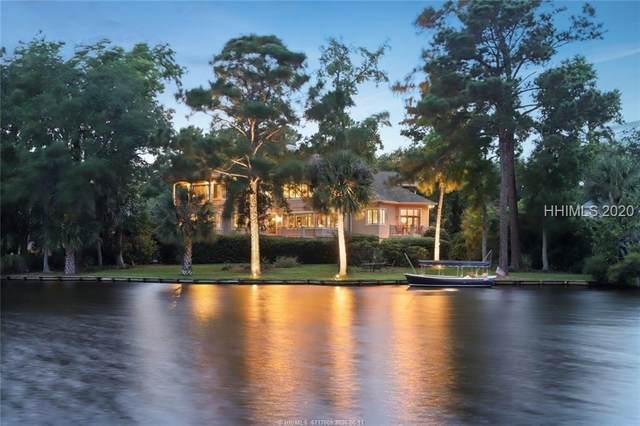 5 Leamington Court, Hilton Head Island, SC 29928 (MLS #403084) :: The Coastal Living Team