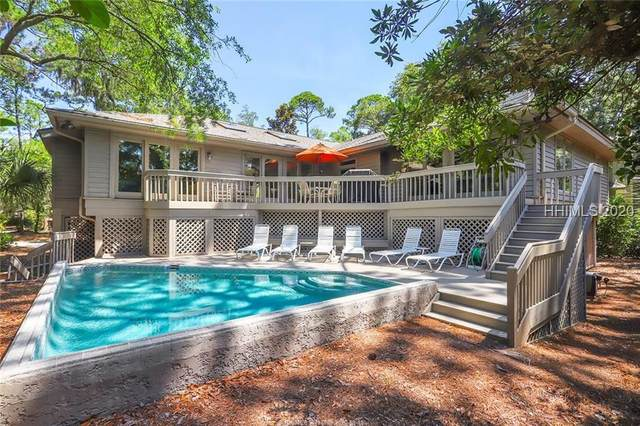 7 Green Wing Teal Road, Hilton Head Island, SC 29928 (MLS #403095) :: Hilton Head Dot Real Estate