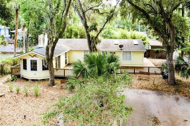 6 Heron Street, Hilton Head Island, SC 29928 (MLS #404324) :: Southern Lifestyle Properties