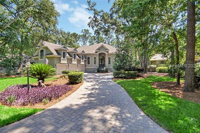 33 Starboard Tack, Hilton Head Island, SC 29928 (MLS #404361) :: Southern Lifestyle Properties