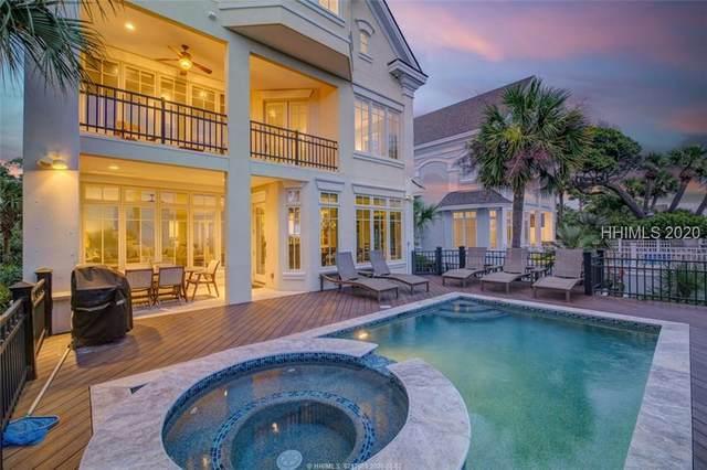 1 Guscio Way, Hilton Head Island, SC 29928 (MLS #404429) :: Southern Lifestyle Properties