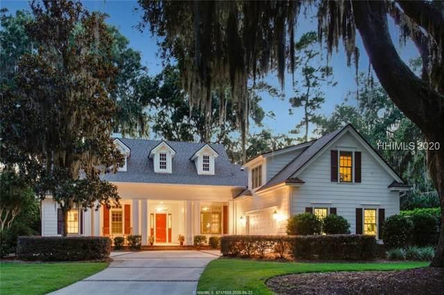 263 Bamberg Drive, Bluffton, SC 29910 (MLS #404438) :: Hilton Head Dot Real Estate