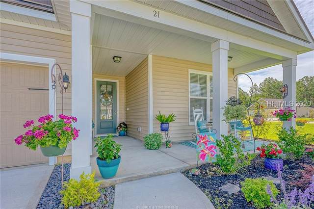 21 Bridgeton Drive, Bluffton, SC 29909 (MLS #404455) :: RE/MAX Island Realty
