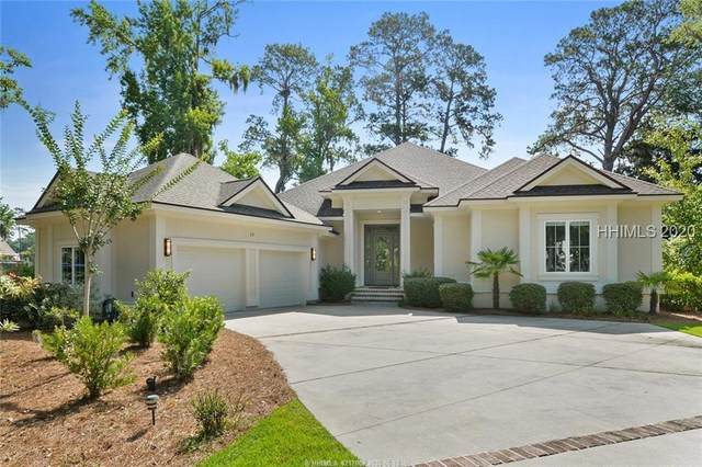 13 Cooper Court, Bluffton, SC 29910 (MLS #404508) :: Collins Group Realty