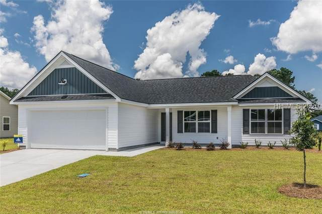 295 Honeycomb Lane, Ridgeland, SC 29936 (MLS #404538) :: The Coastal Living Team