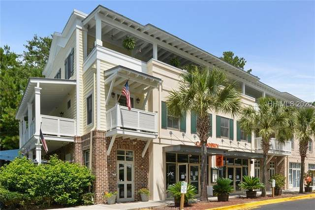 9 Promenade Street #1221, Bluffton, SC 29910 (MLS #404549) :: Schembra Real Estate Group
