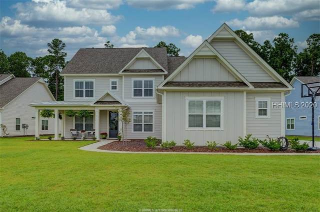 121 Danbridge Court, Bluffton, SC 29910 (MLS #404582) :: Collins Group Realty