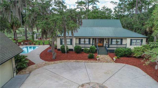 31 Carroll Drive, Bluffton, SC 29910 (MLS #404651) :: The Alliance Group Realty