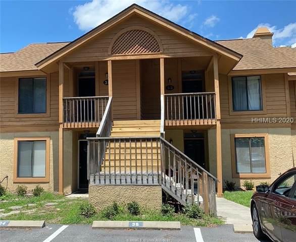 19 Marina Village Lane #33, Port Royal, SC 29935 (MLS #404663) :: Collins Group Realty