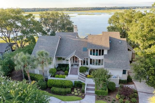 5 Oak Point Landing Road, Hilton Head Island, SC 29928 (MLS #404676) :: Hilton Head Dot Real Estate