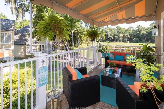 70 Shipyard Drive #292, Hilton Head Island, SC 29928 (MLS #404765) :: Collins Group Realty